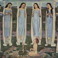 Parallelism in Ferdinand Hodler's Symbolist Painting