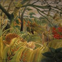 Welcome to the Jungle... The Mindscapes of Henri Rousseau