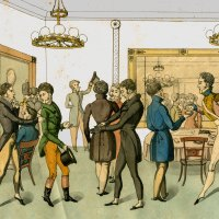 Gay Georgian London: Horace Walpole Amongst the 'Finger-Twirlers'