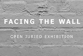 Facing the Wall Exhibition Gallery