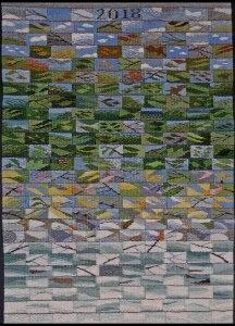 "Janet Austin ""2018 Tapestry Diary"""