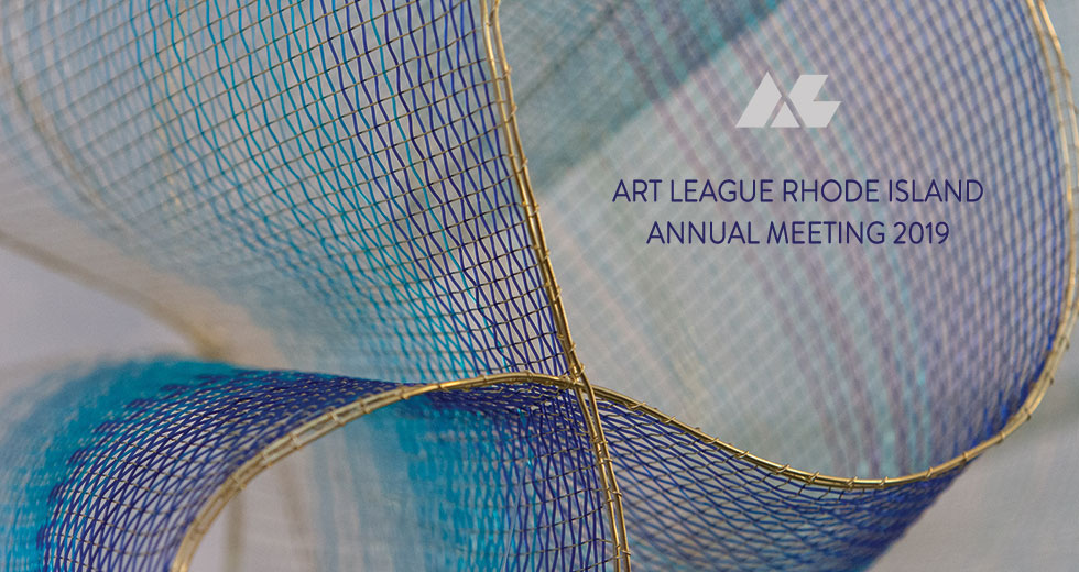 Art League Rhode Island 2019 Annual Meeting