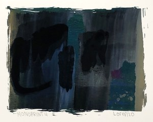 "Lorenzo DiAndrea ""Monoprint 4, The Day One Collection"""