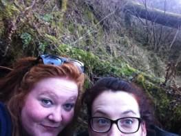Selfie-in-the-wood