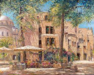 Sunny-day-in-Old-Jerusalem