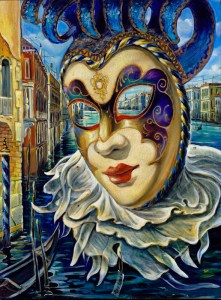 Venetian-Mystery