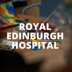 ROYAL EDINBURGH HOSPITAL BUTTON