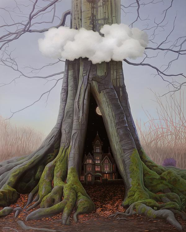 Interpretations of Home_Paul Bond_Fine Art Print