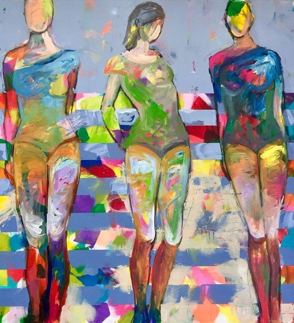Contra Todo - Acrylic On Canvas Artwork