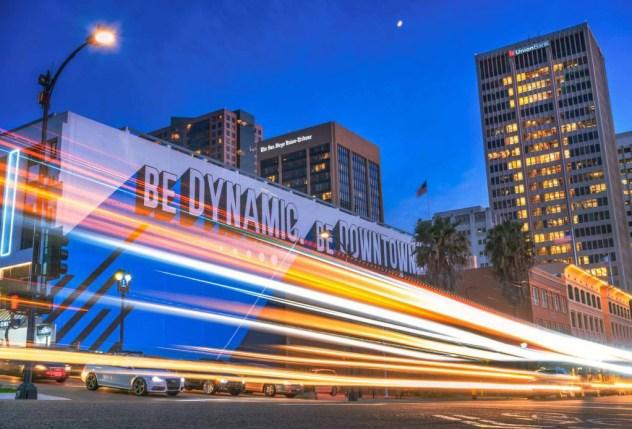 Be Dynamic – Be Downtown