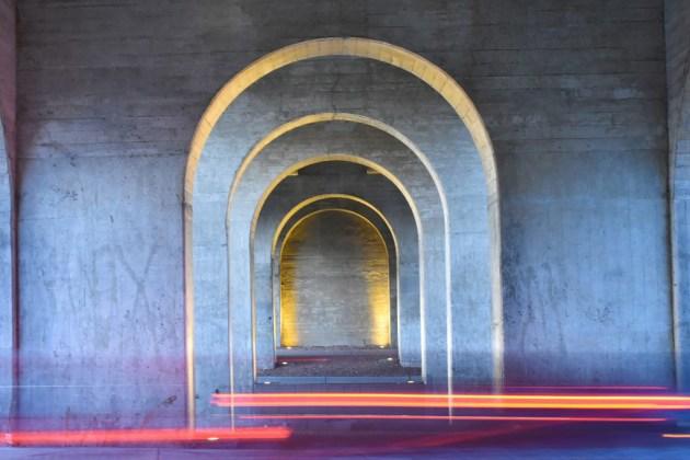 Old Torrance Streetcar Bridge photography