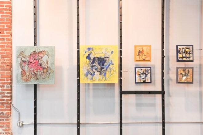 Alvaro Blancarte: exhibited artworks
