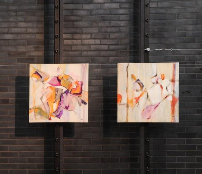 Julieta Valdez: exhibited artworks
