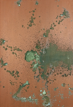 Andy Warhol, Oxidation Paintings, 1978