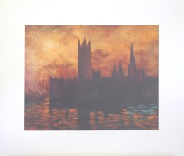 F SERRANO - LONDON (LITHOGRAPH)