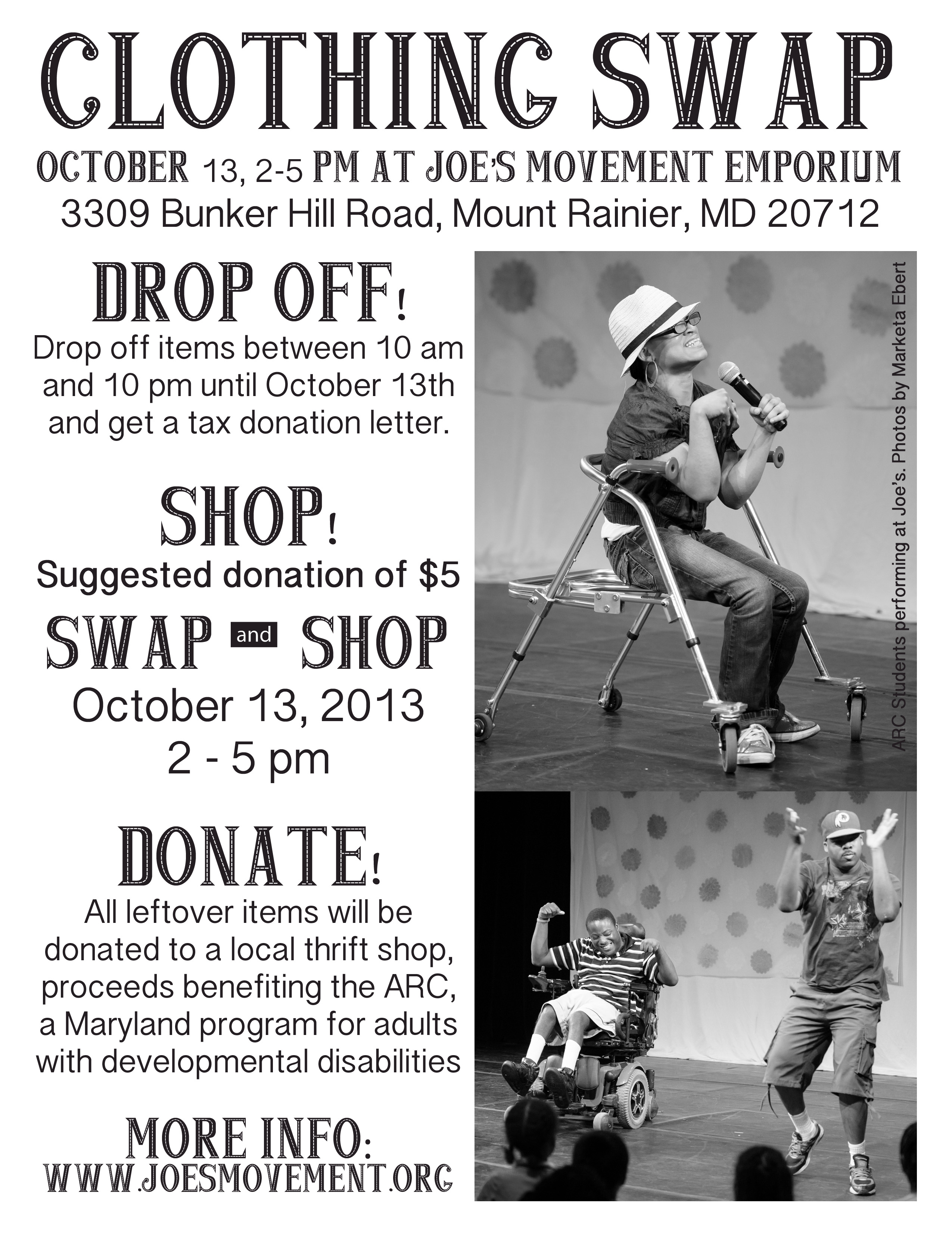 Clothing Swap Recycle Reuse And Reduce