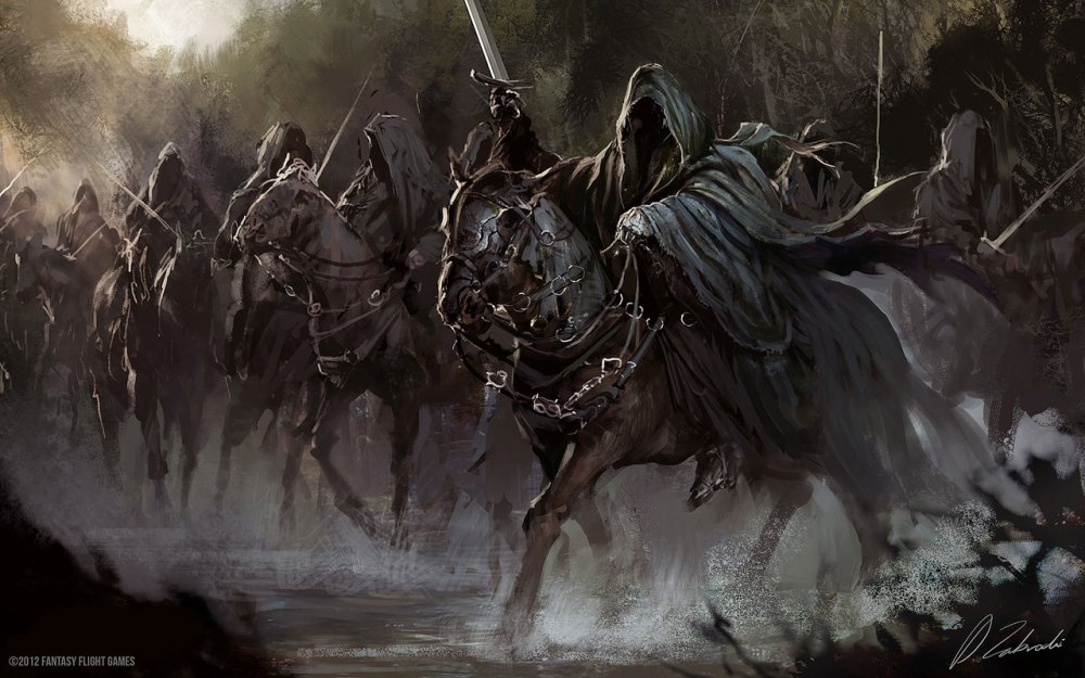 Black Riders by Darek Zabrocki
