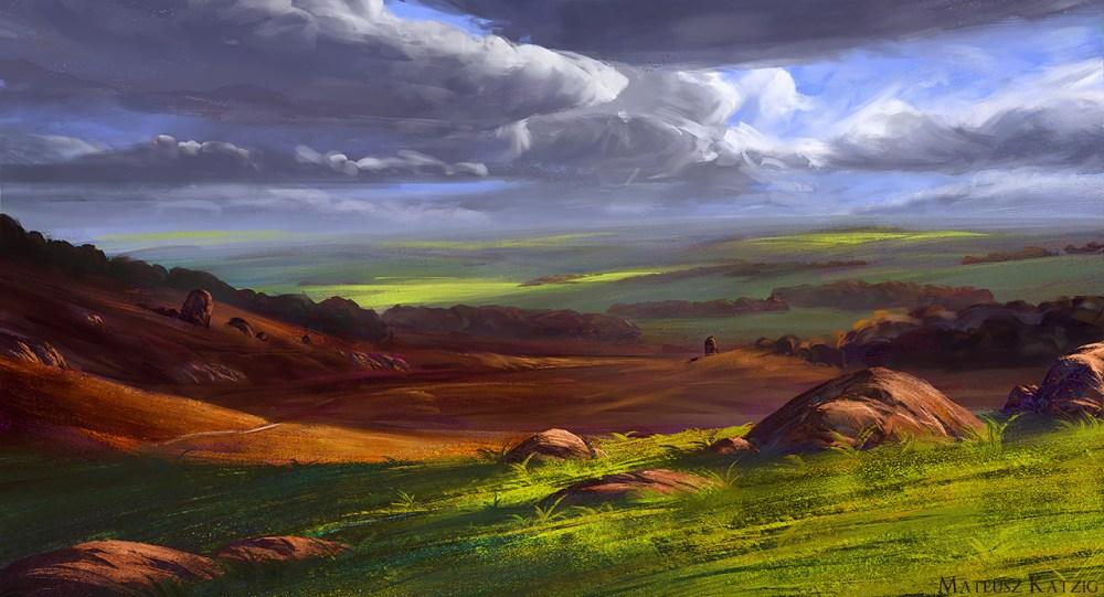 Highlands by Mateusz Katzig
