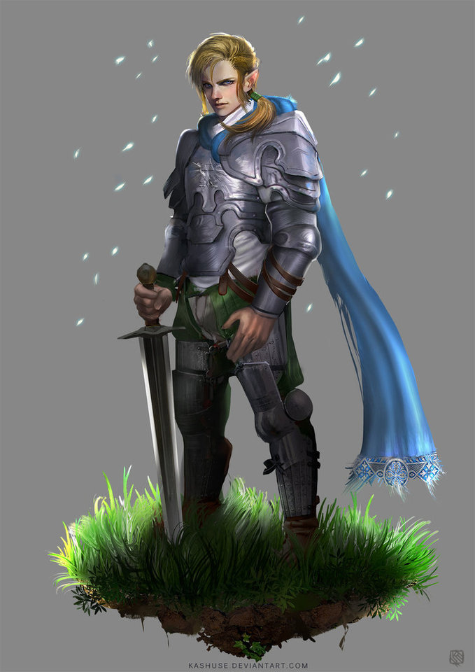 Link by Kashuse Nuage