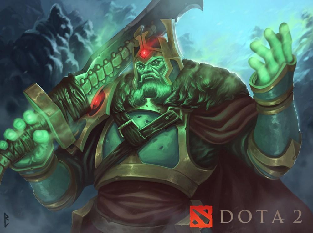 Wraith King Dota - By Rastislav Le