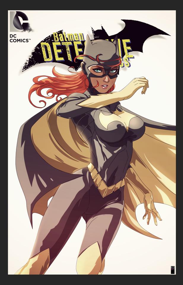 batgirl by edgy