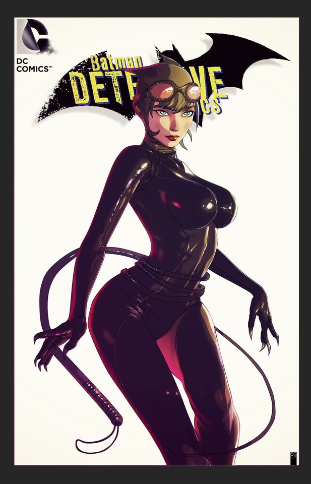 catwoman by edgy