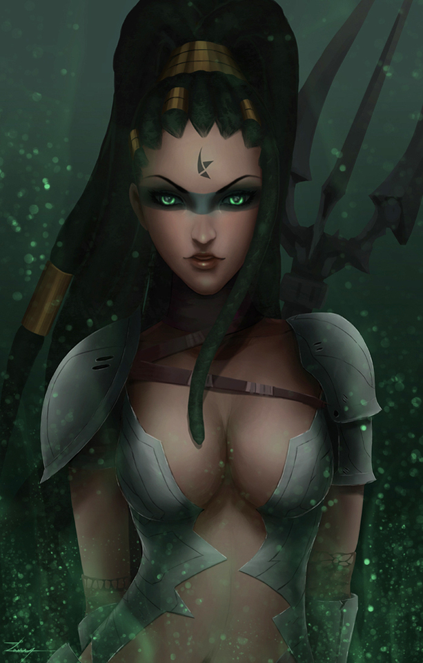headhunter nidalee by zarory