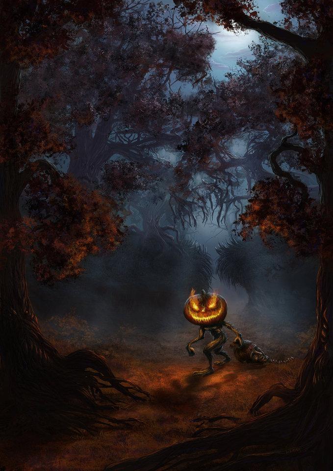dont enter the woods by elderscroller