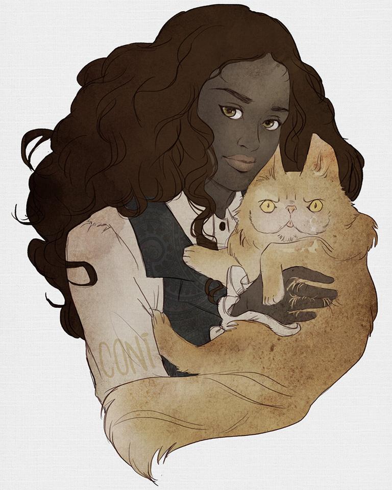 Hermione by Coni Schedia
