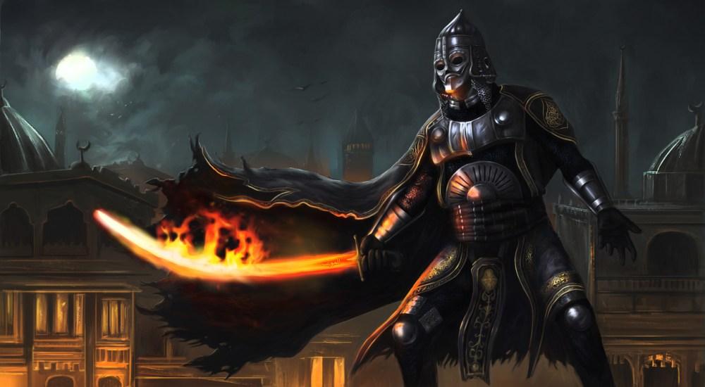 Ottoman Vader by Anil Duyal Baydir