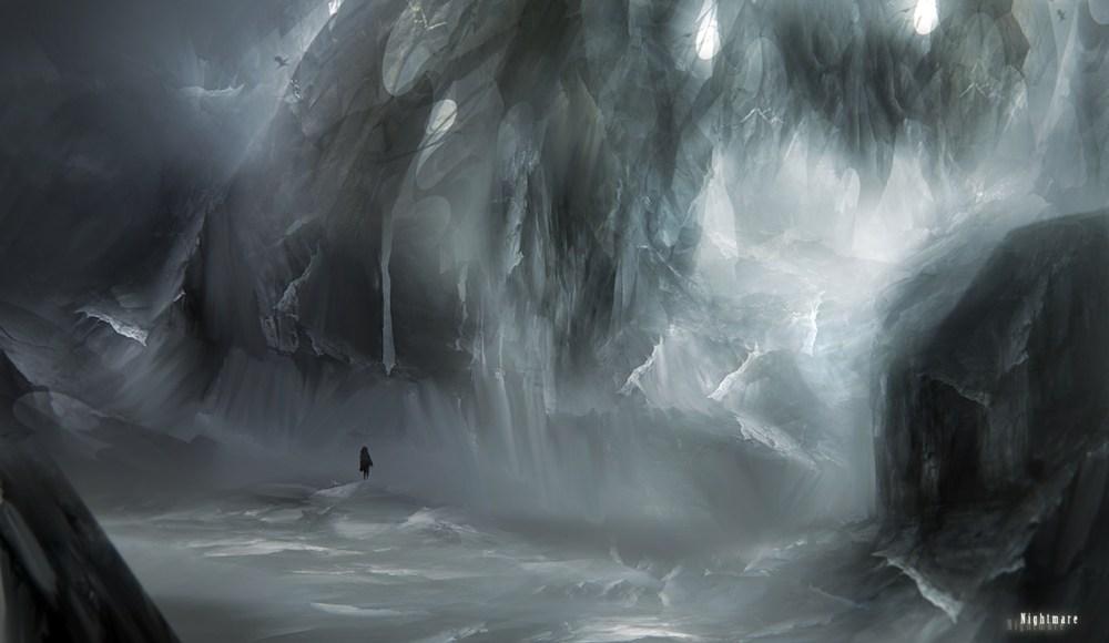 Nightmare by Dimitri Jakubowski