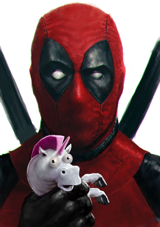 Deadpool by Thomas Moor