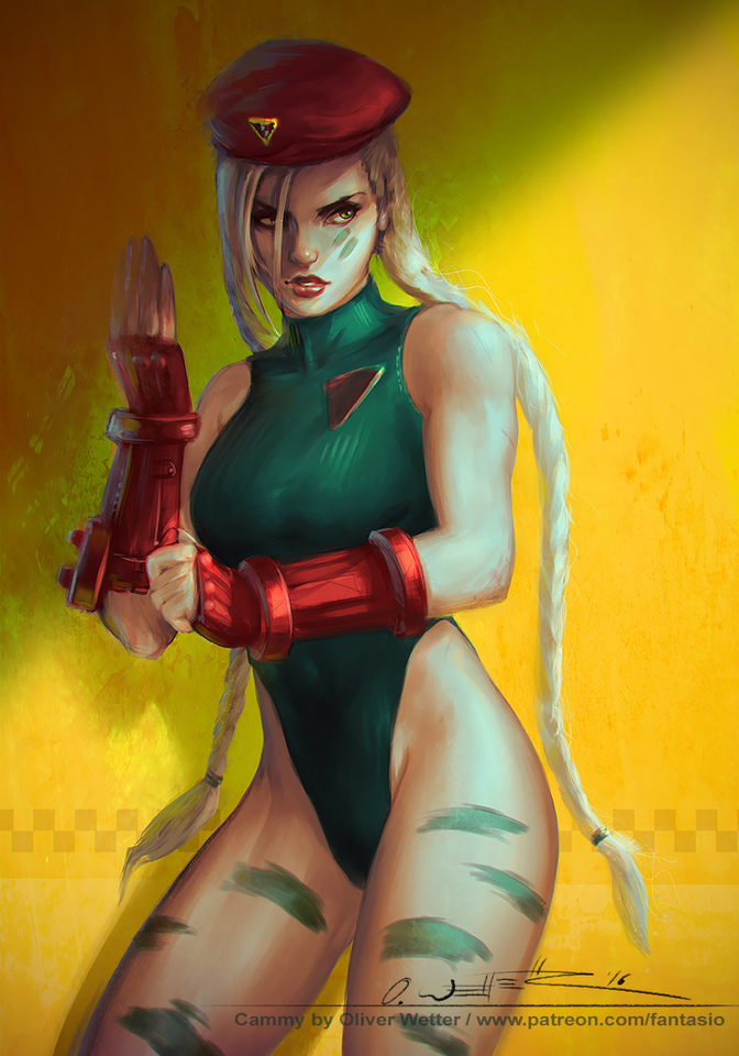 Cammy by Oliver Wetter