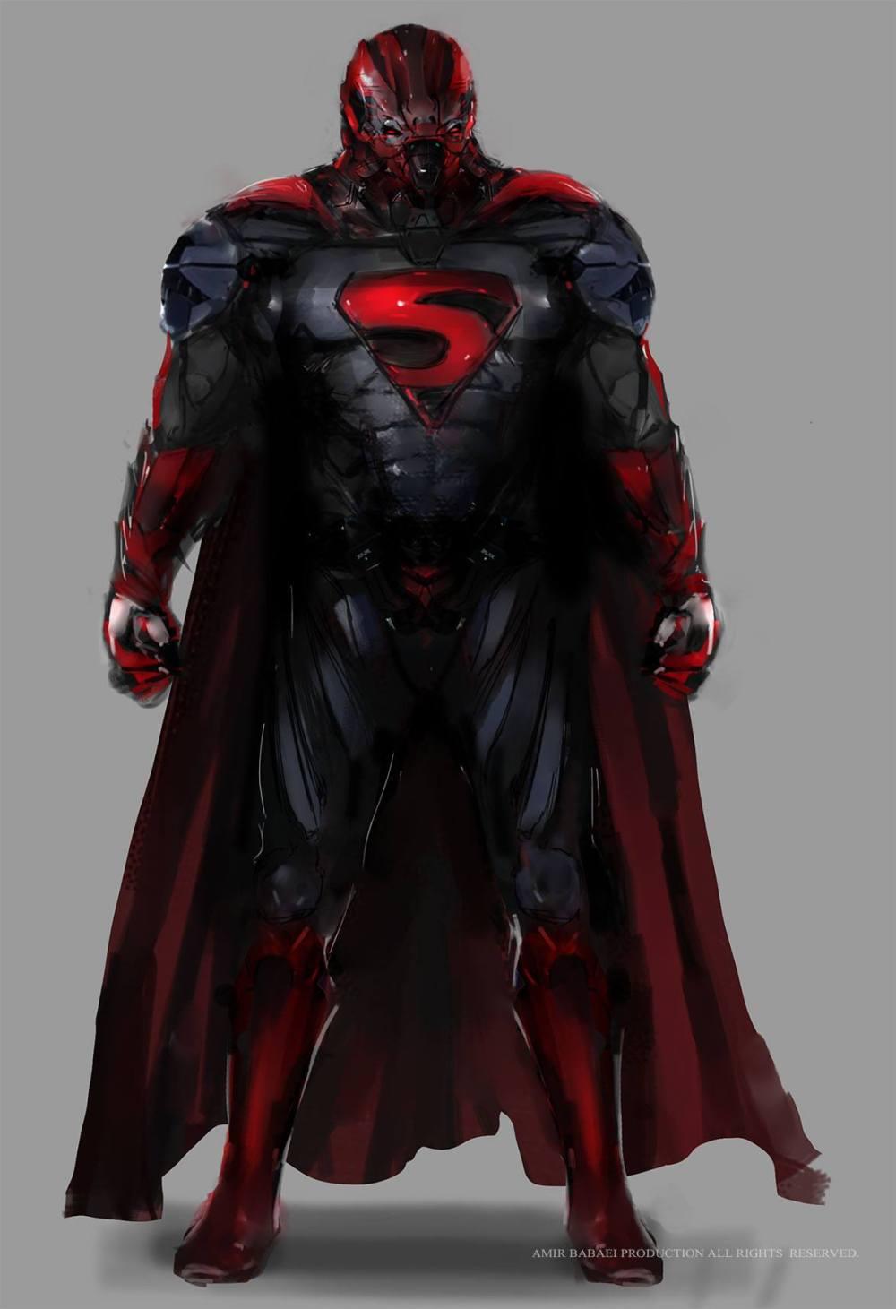 Beast Mode Superman Amir Bi