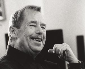 Václav Havel, foto Oldřich Škácha