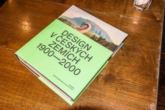 Kniha DESIGN V ČESKÝCH ZEMÍCH 1900-2000