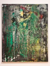 Gerhard Richter - Abstraktní obraz 1968