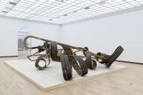 Britský sochař Richard Deacon, Mimo provoz , ,©PetrSalek.com