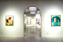 Marie Lassnig, Národní galerie 2018