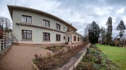 Vila Stiassni patří do čtveřice slavných brněnských rodinných staveb