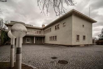 Vila Stiassni, Brno
