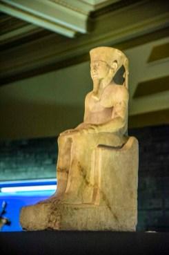 Výstava Tutanchamon RealExperience, Národní muzeum, Hannoverský Amon