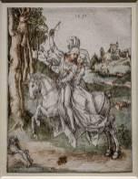 Albrecht Dürer-Vídeň-Albertina, foto©Petr Salek