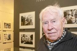 """Výstava """"Objektivem Jovana Dezorta"""" vMuzeu hlavního města Prahy je dárkem k85.narozeninám významného českého fotografa"""