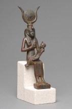 Anonym-Goettin-Isis-mit-Harpokrates7-6-Jh.-v.-Chr.