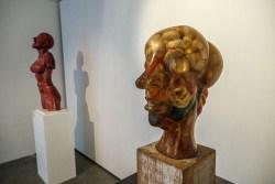 Peter Oriešek a Kryštof Hošek – setkání dvou sochařů vMuseu Kampa