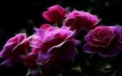 art digital flores de arte digital Artistic Flower