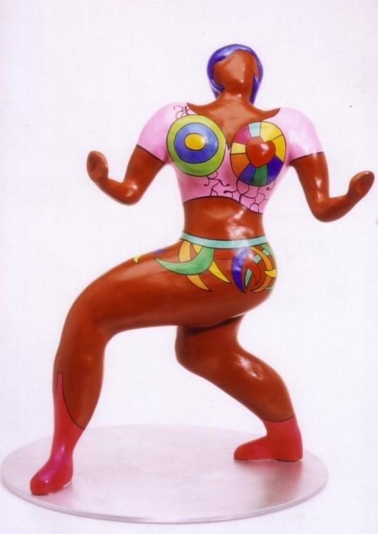 Niki de Saint Phalle: Josephine Baker, 1999