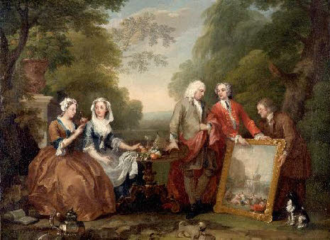 Sir Andrew Fountaine 1730