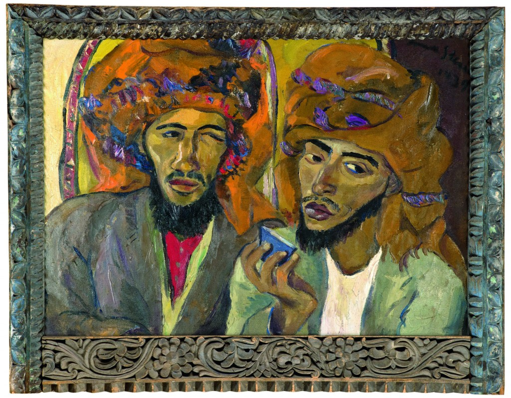 http://artmarketmonitor.com/2011/09/26/irma-sterns-two-arabs-sets-record-of-2-6m/